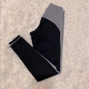 Grey and black XS Adidas Leggings